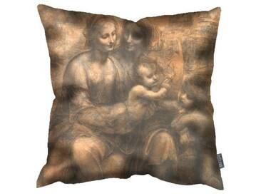 Dekokissen National Gallery The Leonardo Cartoon