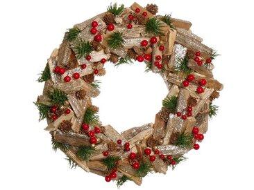 Weihnachtskranz 36 cm Winter Wonderland