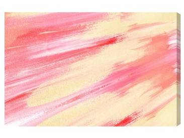 "Leinwandbild ""Strawberry Vanilla von Artana, Kunstdruck"