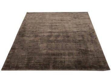 Teppich aus Baumwolle in Braun