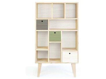 Bücherregal Organizer