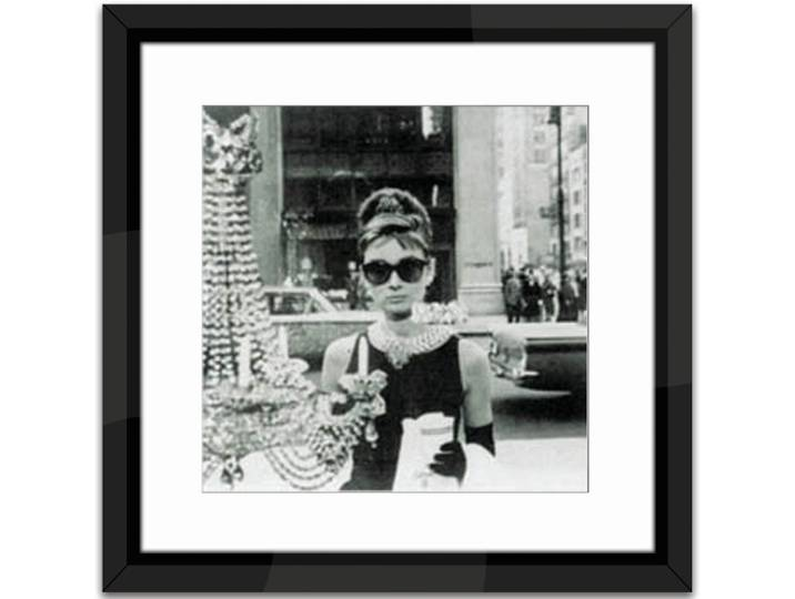 Shopping at Tiffany´s Framed Photographic Print...