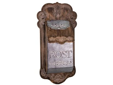 Wandmontierter Briefkasten Kai