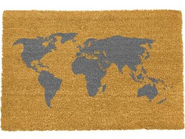 Kokosmatte World Map