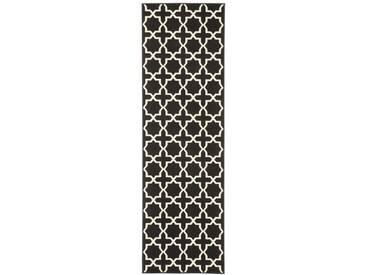 Teppich Basic in Schwarz
