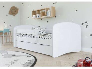 Funktionsbett Hays mit Matratze und Schublade