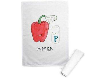 Geschirrtuch Pepper