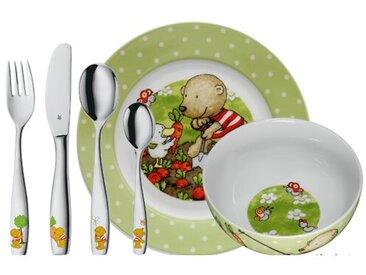 6-tlg. Kindergeschirrset Pitzelpatz aus Porzellan für 1 Person