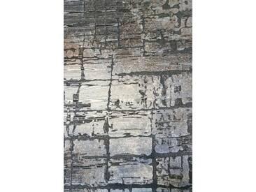 Teppich Rothwell in Grau