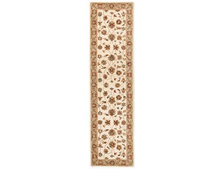 Handgefertigter Teppich Royal Ziegler in Beige