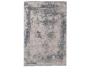 Teppich Vintage in Silber
