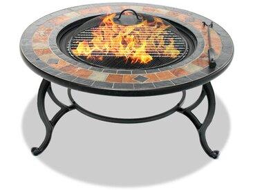 Tisch mit Feuerstelle Mccaughey
