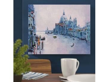 Wandbild Canal Grande, Venedig