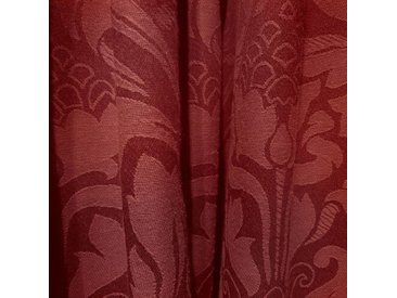 Vorhang-Set Barden mit Kräuselband, blickdicht