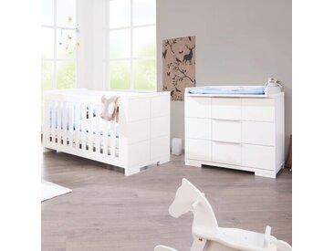 2-tlg. Babyzimmer-Set Polar