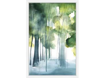 Green Grove by Christine Lindstrom Framed Painting Print