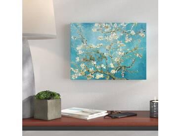 """Leinwandbild """"Almond Blossom"""" von Vincent Van Gogh, Kunstdruck"""
