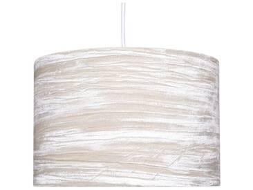 30 cm Lampenschirm für Pendelleuchte Plush aus Pannesamt