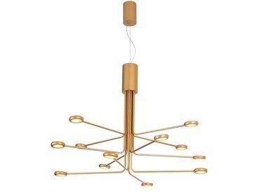 LED Kronleuchter 12-flammig Cular
