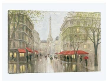 Leinwandbild Impressionen von Paris