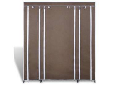 150 cm mobiler Kleiderschrank