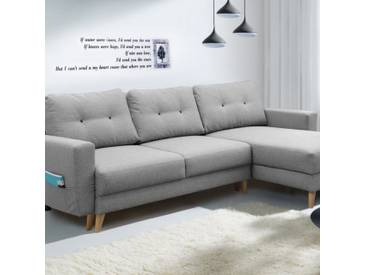 Ecksofa Bertram mit Bettfunktion