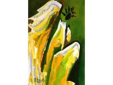 """Leinwandbild """"Angel of Reverence, 2010"""" von Patricia Brintle, Kunstdruck"""