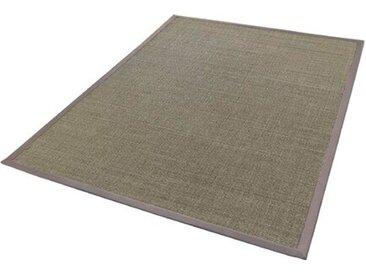Sisal-Teppich Retta in Grau