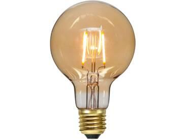 1W E27 LED Retro-Glühbirne Bernstein Sanders