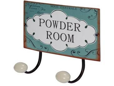 Wandmontierte Garderobenleiste Powder Room