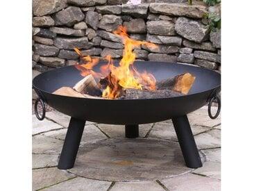 Feuerschale Dakota aus Stahl