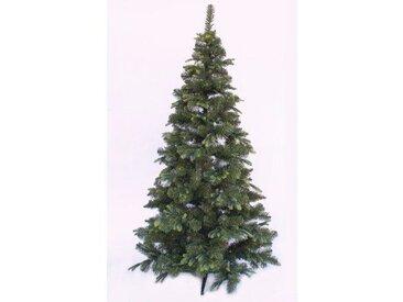 Künstlicher Weihnachtsbaum 213 cm Grüne Tanne mit Ständer Daglezja