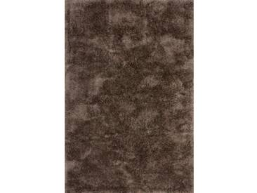 Handgefertigter Teppich Ecuador Macas in Braun