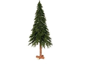 4ft Green Spruce Artificial Christmas Tree