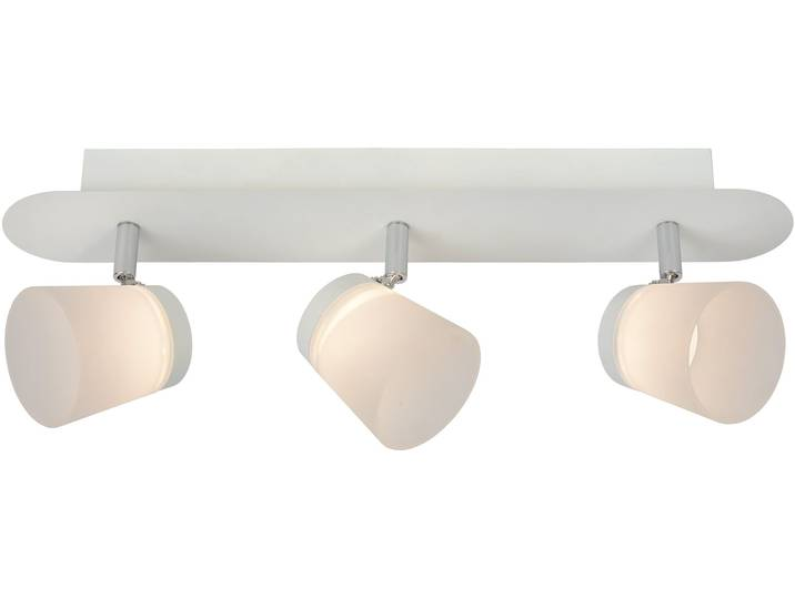 LED-Deckenstrahler 3-flammig Heloise Weiß