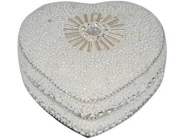 Schmuckschachtel Glitz, Glitter and Beads Heart