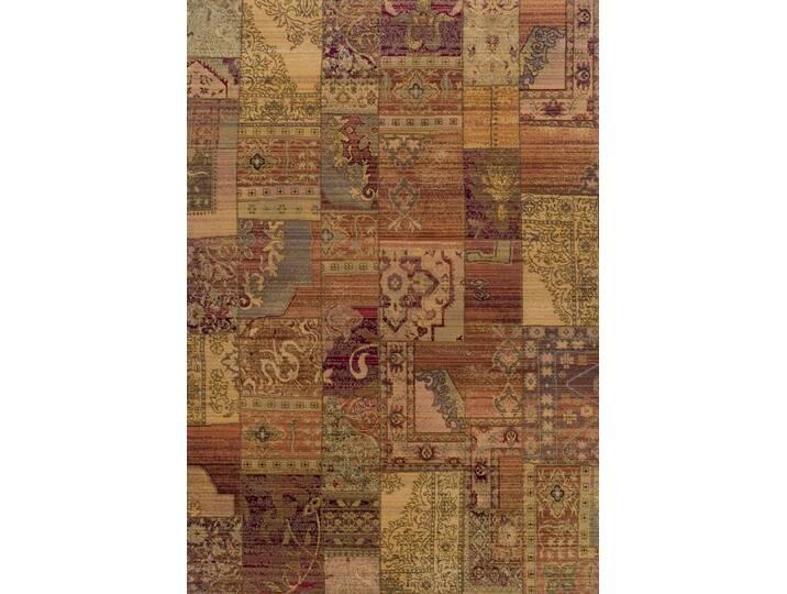 Teppich Anaisha in Brown Braun