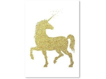 Poster Unicorn von Summer Thornton