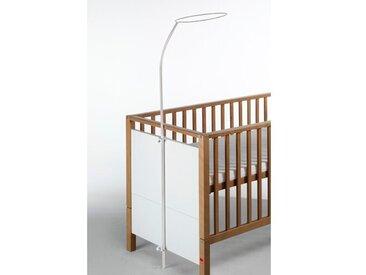 Himmelstange mit Anklemmhalterungen für Kinderbetten