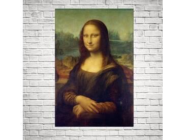 Leinwandbild Mona Lisa von Leonardo Da Vinci