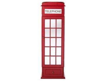 Freistehender Schmuckschrank Benedict Phone Booth