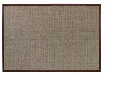 Sisal-Teppich in Braun