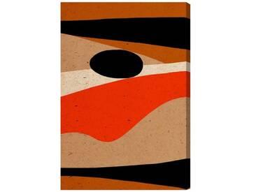 "Leinwandbild ""Dunes von Artana, Grafikdruck"