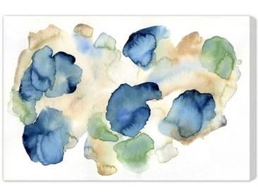 """Leinwandbild """"Bunches of Hydrangeas"""" von Artana, Kunstdruck"""
