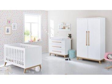 3-tlg. Babyzimmer-Set Riva