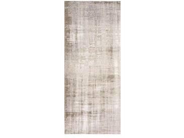 Handgefertigter Teppich Grunge in Beige