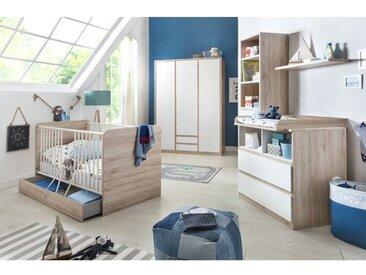 5-tlg. Babyzimmer-Set Bianca