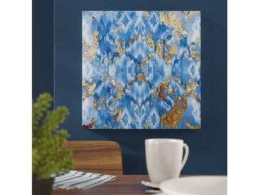 """Leinwandbild """"Ocean Scales"""" von Artana, Grafikdruck"""
