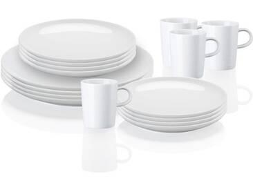 16-tlg. Kombiservice Cucina für 4 Personen