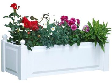 Blumenkübel Hopewell aus Kunststoff